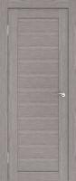 Дверь Экошпон Стиль  4 (S-4) межкомнатная глухая, неапль (серый)