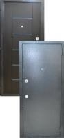 Входная металлическая дверь Гудвин Г-4 Молдинг, венге