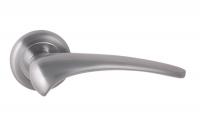 Ручка раздельная SALLADIN НА725D цвет никель для межкомнатной двери