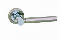 Ручка FRANCCO Н 706D цвет никель для межкомнатной двери