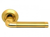 Ручка Феррара PALLINI P цвет блеск золото для межкомнатной двери