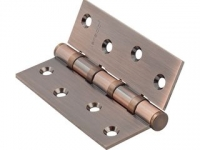 Петли универсальные врезные АС цвет медь для межкомнатной двери