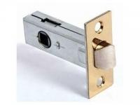 Защелки межкомнатные S-45 GP цвет золото  для межкомнатной двери