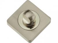 Поворотник сантехнический РАL-WS-S цвет матовый никель (квадратный)