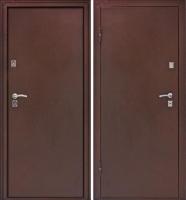 Входная металлическая дверь Стандарт Улица Мет/Мет