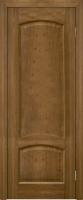 Дверь Агат III шпонированная межкомнатная глухая, дуб натуральный