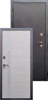 Входная металлическая дверь Аякс G-7, белая лиственница