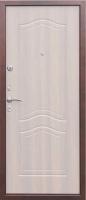 Входная металлическая дверь Гарда, беленый дуб