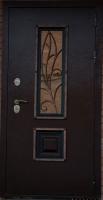 Входная металлическая дверь Аякс Ковка mini
