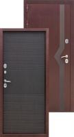 Входная металлическая дверь Изотерма, венге