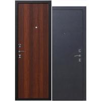 Входная металлическая дверь Гарда Муар, коньячный дуб